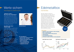 Folder Edelmetallbox